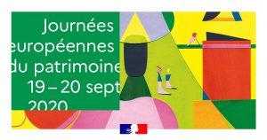 Journées du patrimoine 19-20 septembre 2020